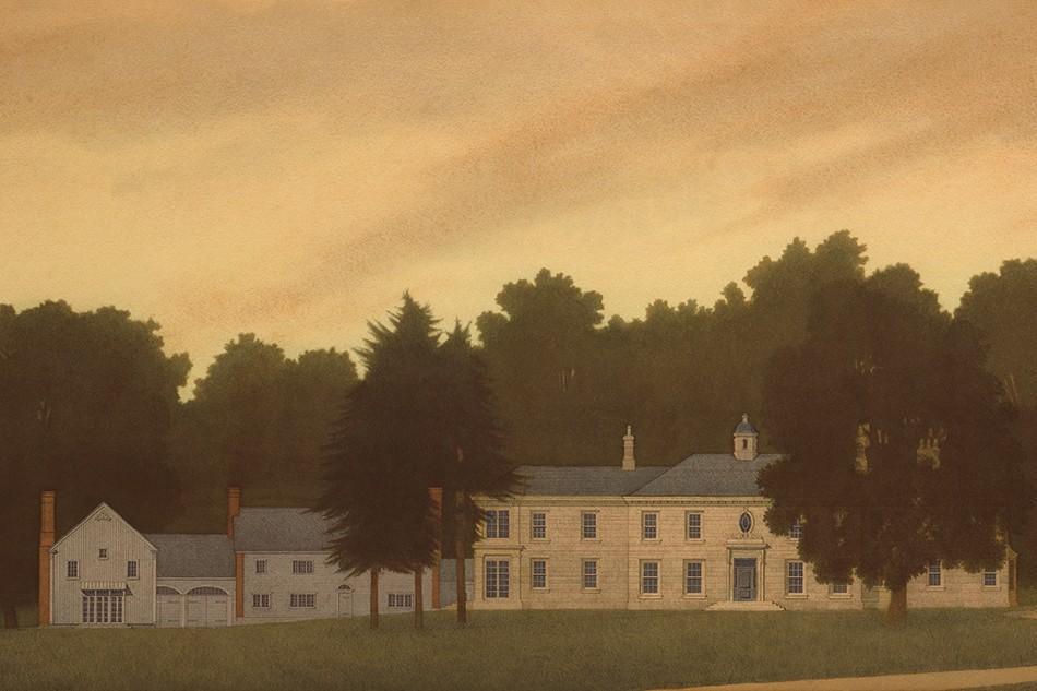 9-Farm Estate_rendering by Anton Glikin