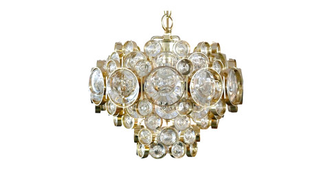 1950s Sciolari chandelier, offered by Orange