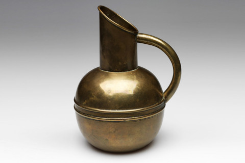 Jug Attributed to Christopher Dresser, ca. 1880