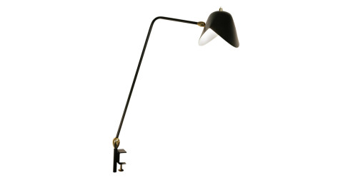 Agrafee desk lamp, 1953, offered by Guéridon