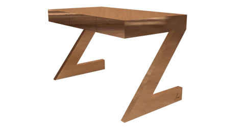 Gabriella Crespi Z Desk, 2015, offered by Rita Fancsaly