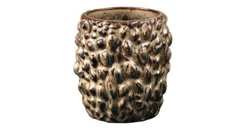 Axel Salto for Royal Copenhagen vase, 1949, offered by Bernd Goeckler Antiques