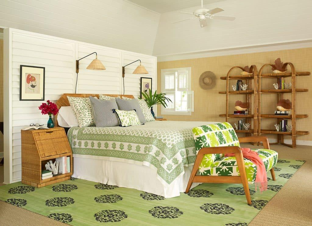 Amanda Lindroth Island Hopping Vendome Press Palmetto House bedroom