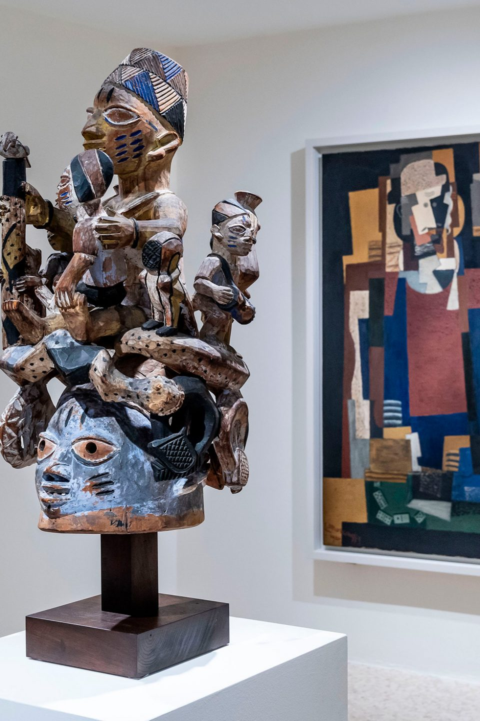 Peggy Guggenheim Loved Modernism, but She Also Collected Tribal Art