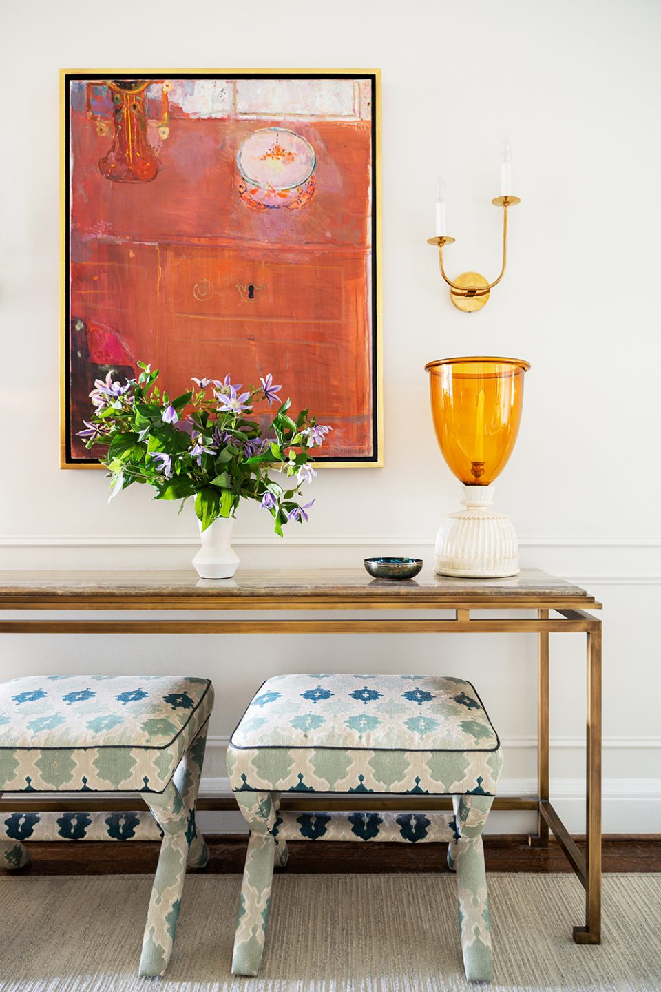 Bella Mancini's Positive Outlook Takes Form in Colorfully Patterned Interiors