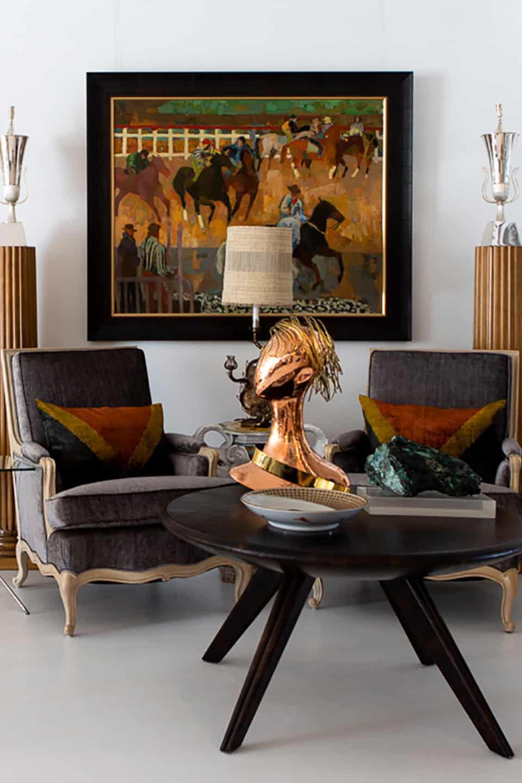 In Dragonette's New Palm Desert Digs, Great Design Springs Eternal