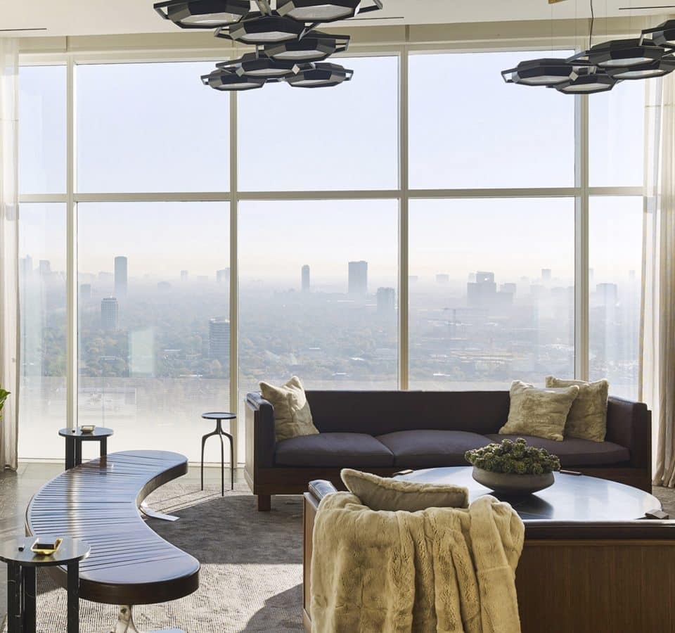 Every Nook of This Houston Penthouse Is Customized, Down to the Secret Doors