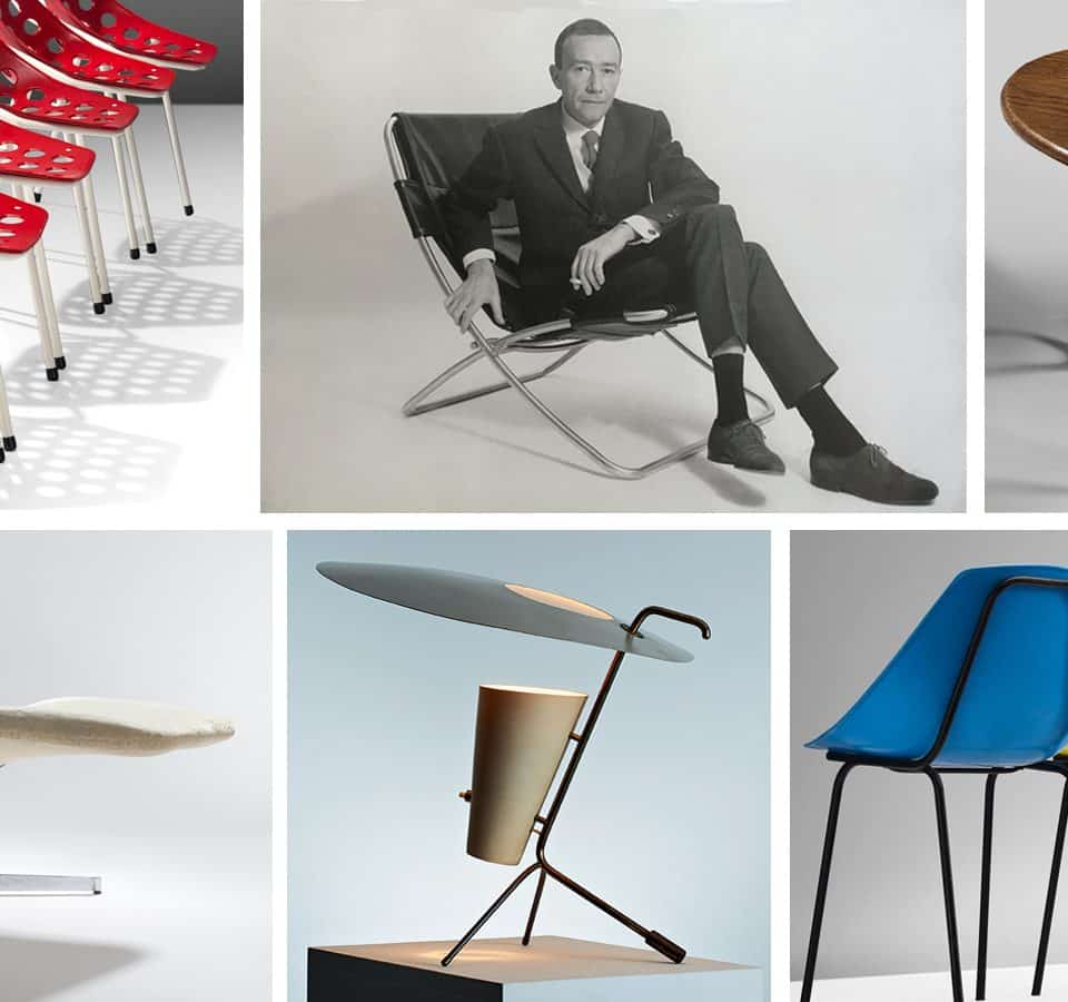The Work of French Mid-Century Designer Pierre Guariche Defines Good Taste