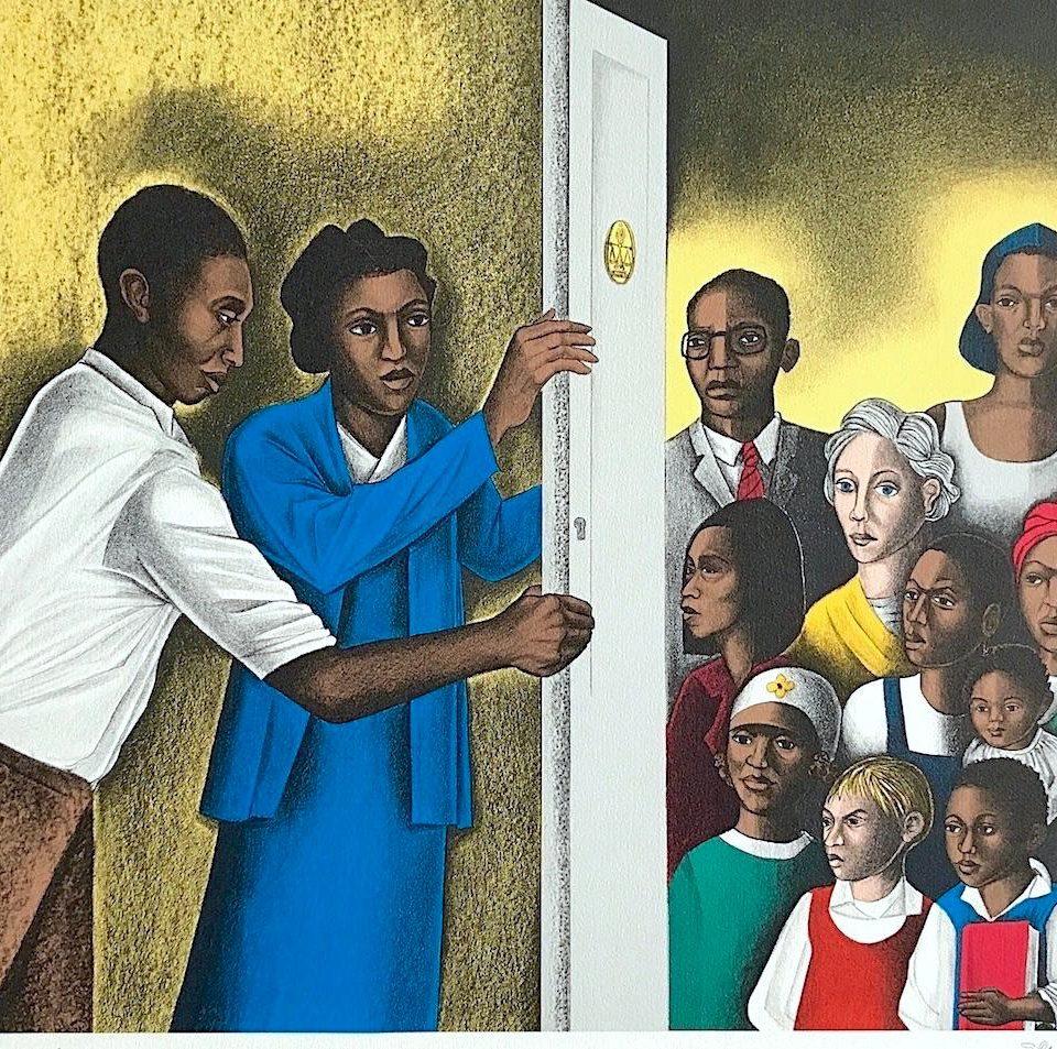 How Elizabeth Catlett Blazed a Trail for Black Women Artists