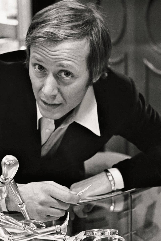 The Creator of Cartier's Iconic Love Bracelet, Aldo Cipullo Transformed Fine Jewelry