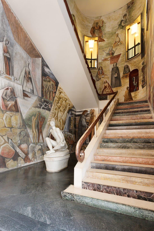 See the Incredible Interiors of Mid-Century Design Polymath Gio Ponti