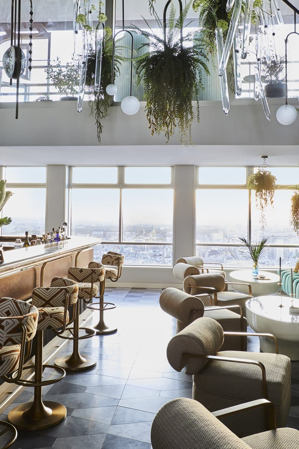 Tour a Landmark London Penthouse and Its Designer's Own Notting Hill Home