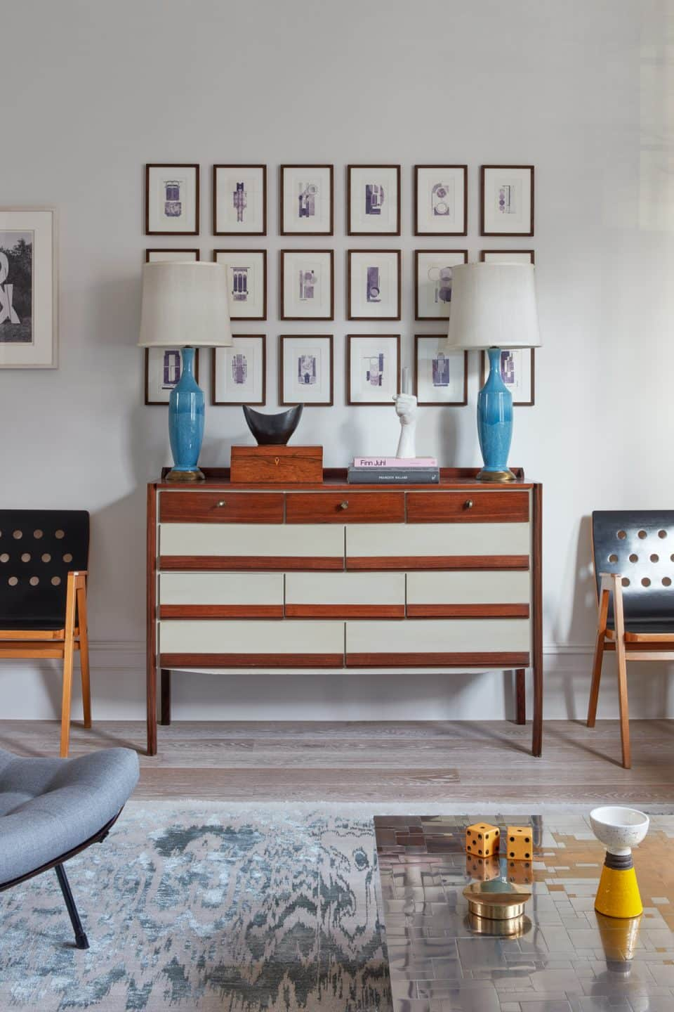 Tamzin Greenhill's Savvy Vintage Finds Humanize Her Luxe London Interiors