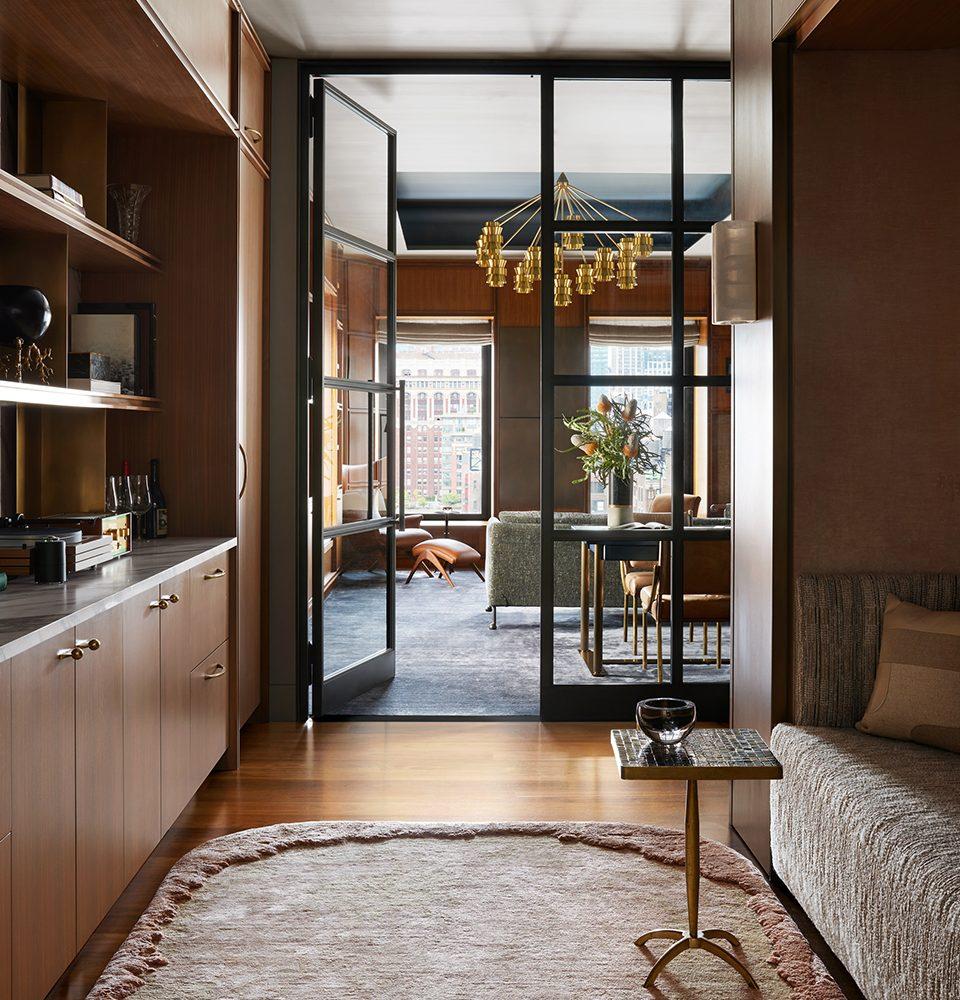 Tour a Spacious Manhattan Triplex That Balances Elegance with Comfort