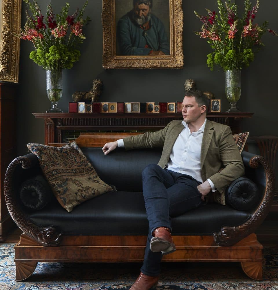 Can These Millennial Dealers Make Antiques 'Cool' Again?