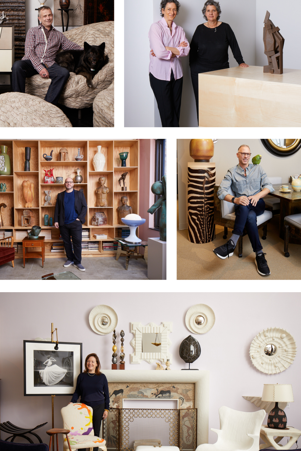 6 Illustrious Dealers Unpack the Evolution of Taste Since They Joined 1stDibs