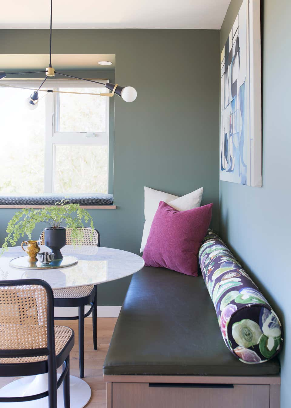 Amy Vroom Revs Up Seattle Houses with Zippy Patterns and Colors