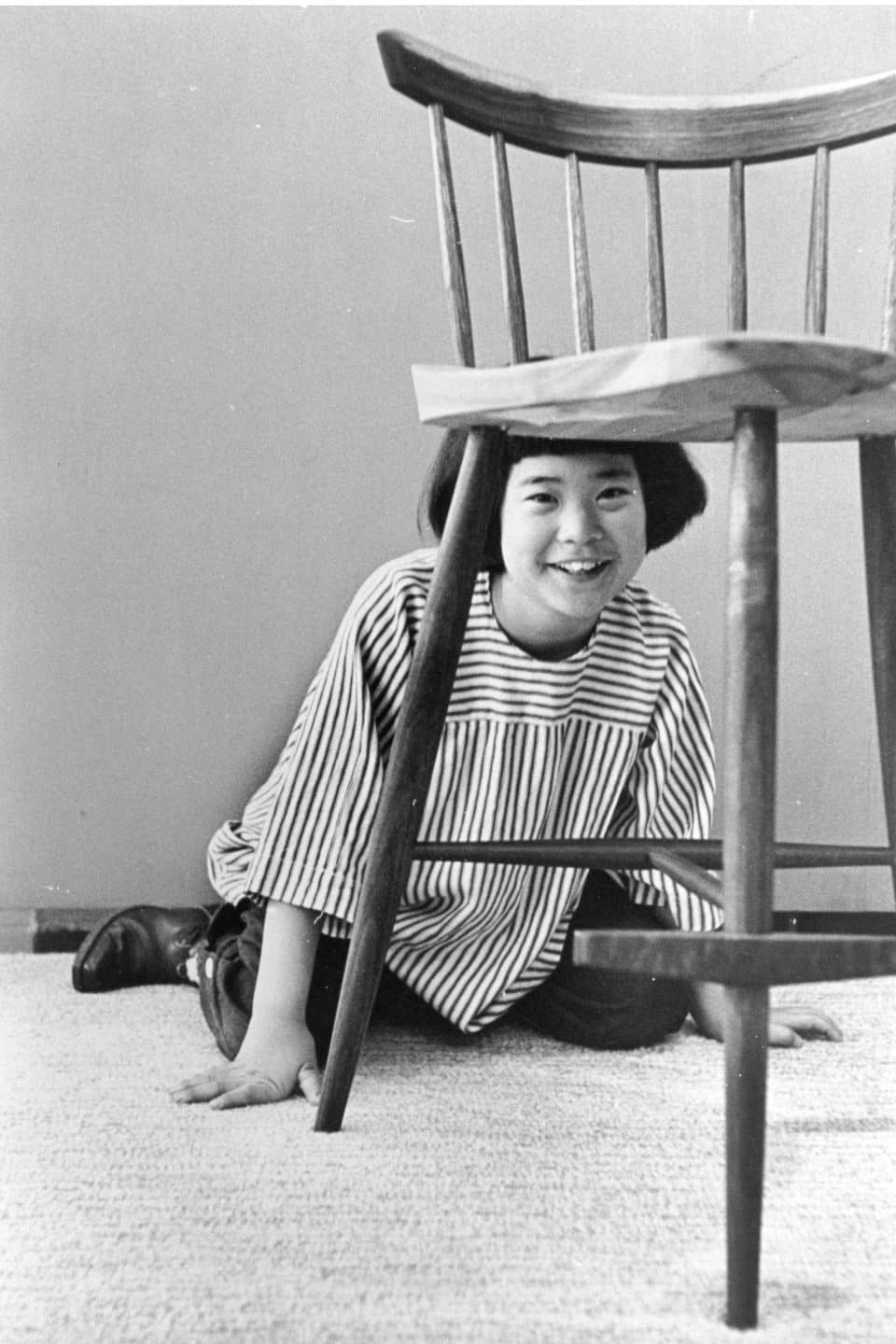 Mira Nakashima Reminisces about Her Father's Career and Her Famous Namesake Chair
