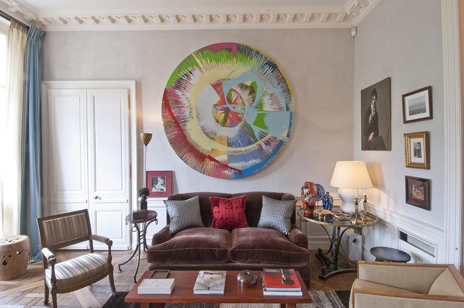 Grange's Paris Apartment 3
