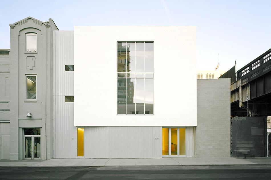 Berke Brings Buildings Back to the Basics