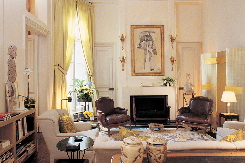 Paris Living Room