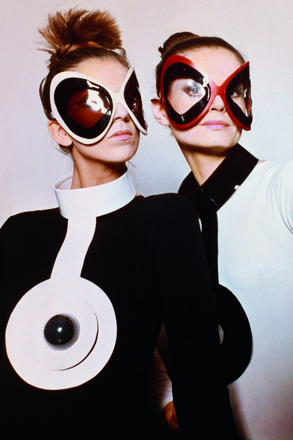 Back to the Future with Pierre Cardin