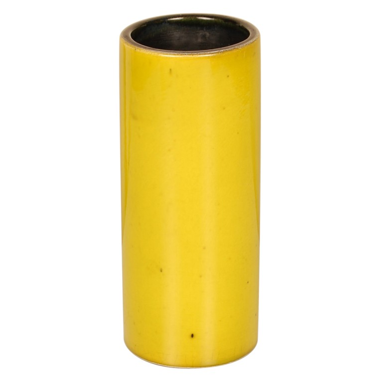 Cylinder vase by Georges Jouve, 1955, offered by Farnsworth
