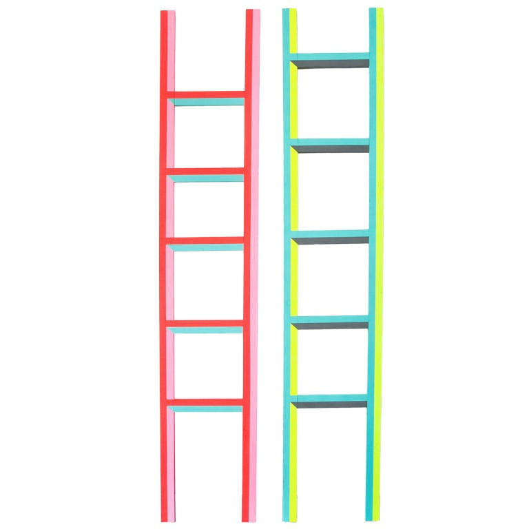 Ladders, by Ben Jones,  offered by Johnson Trading Gallery