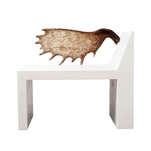 Tomb Stag Bench