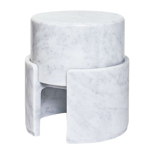 Marble stool 3