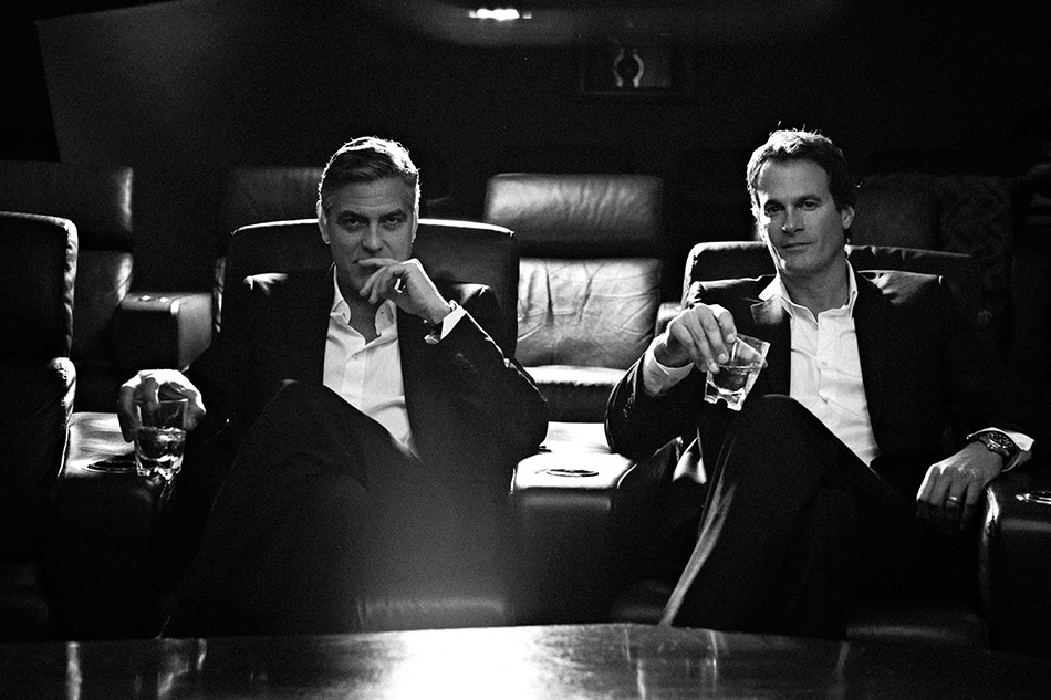 Casamigos Tequila founders George Clooney and Rande Gerber Credit_ Andrew Southam