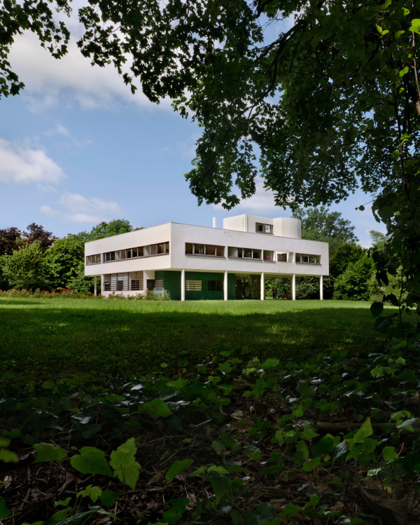 The Father of Functionalism: Le Corbusier