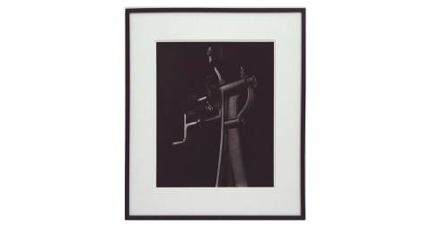 <i>Differential bevel gear</i>, 2004, by Hiroshi Sugimoto, offered by Richard Levy Gallery