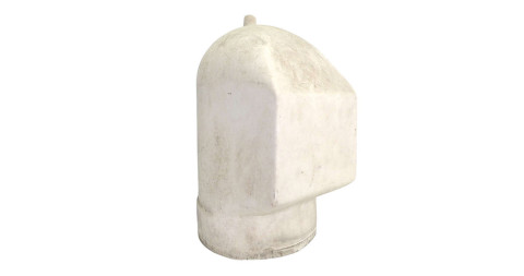 Porcelain helmet mold, ca. 1935, offered by The Window