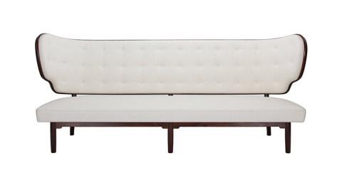 Vilhelm Lauritzen sofa, ca. 1941, offered by Dansk Møbelkunst Gallery