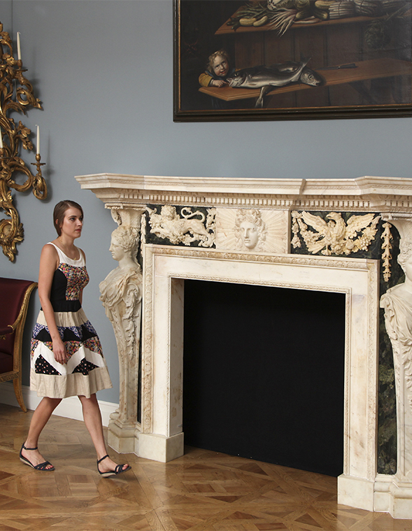 English Mantlepieces at Carlton Hobbs
