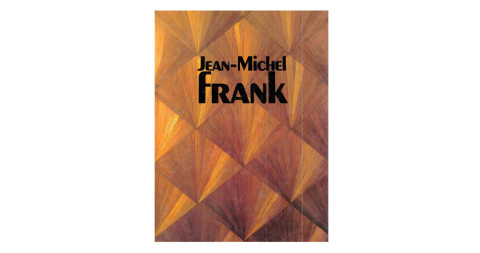 First-edition Jean-Michel Frank monograph, 1980, offered by Potterton Books