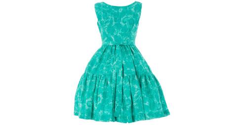 Balenciaga haute couture dress, ca. 1960