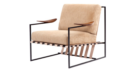 Jorge Zalszupin Anette armchair, 2000, offered by Espasso