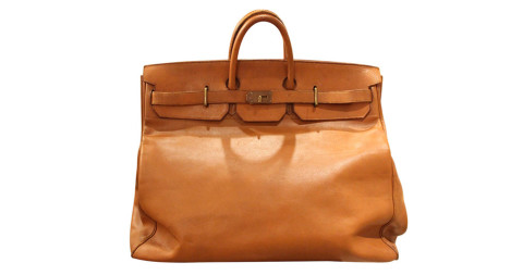 Hermès HAC travel bag, 1972, offered by Mantiques Modern