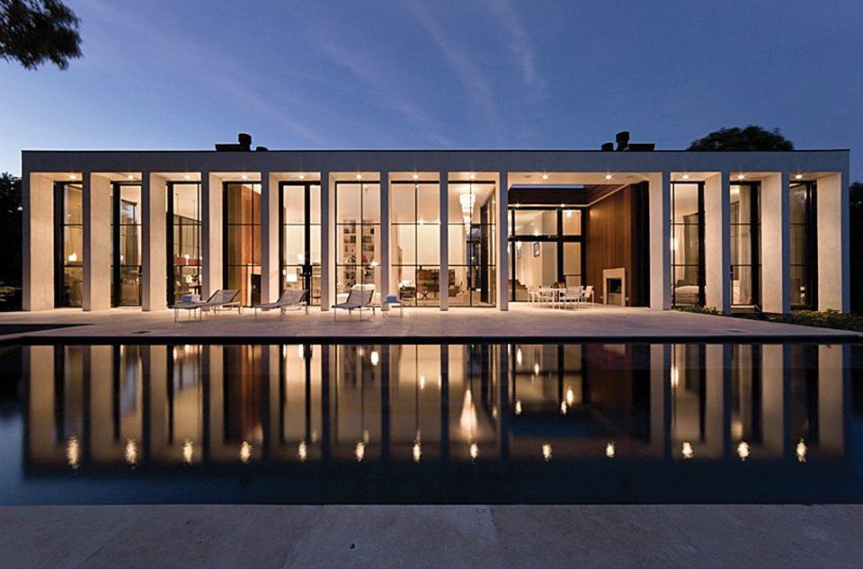 Michael Haverland's Ad Hoc Architecture