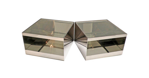 D'Urso low rolling tables, offered by 20CDesign.com
