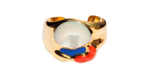 Elsa Peretti cuff bracelet for Tiffany & Co., offered by Vendome Inc.