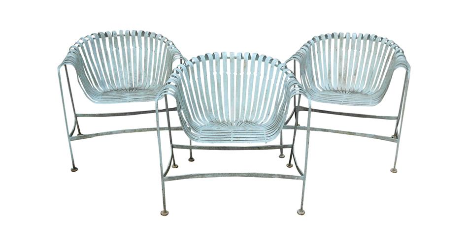 Marvelous Modern Outdoor Furniture The Return Of Postwar Vintage In Andrewgaddart Wooden Chair Designs For Living Room Andrewgaddartcom