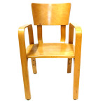 Thonet child's chair, 1940s