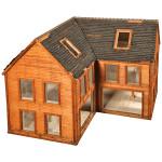Dollhouse, 20th century