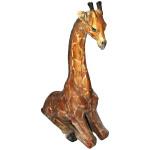 Paintedcarnival giraffe, 1950s