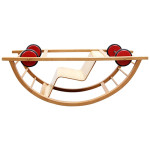 Race and Swing car by Hans Brockhage, Erwin Andra and Mart Stam for Siegfried Lenz, ca. 1950–56