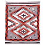 Navajo rug, early-20th century