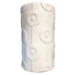 Jonathan Adler ceramic vase, 1980s